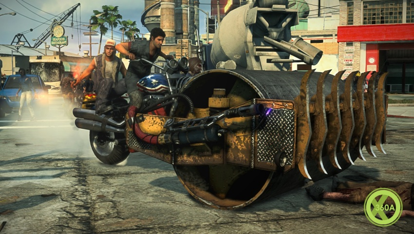 Dead rising 3 review xbox one review at xboxachievements malvernweather Choice Image