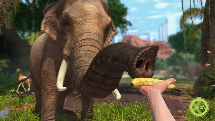 Gamescom 2013 Microsoft Screens: Zoo Tycoon, Fable
