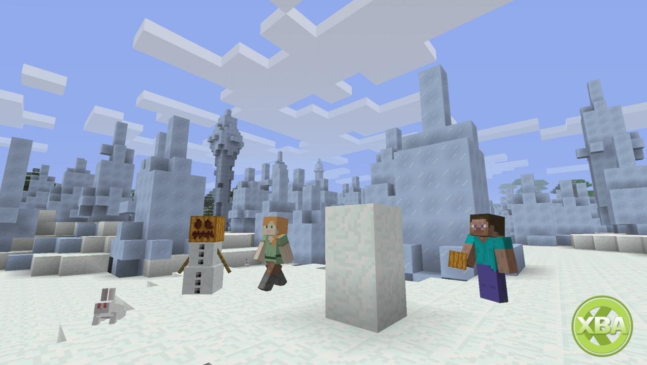 Minecraft Has Xbox Achievements on Nintendo Switch