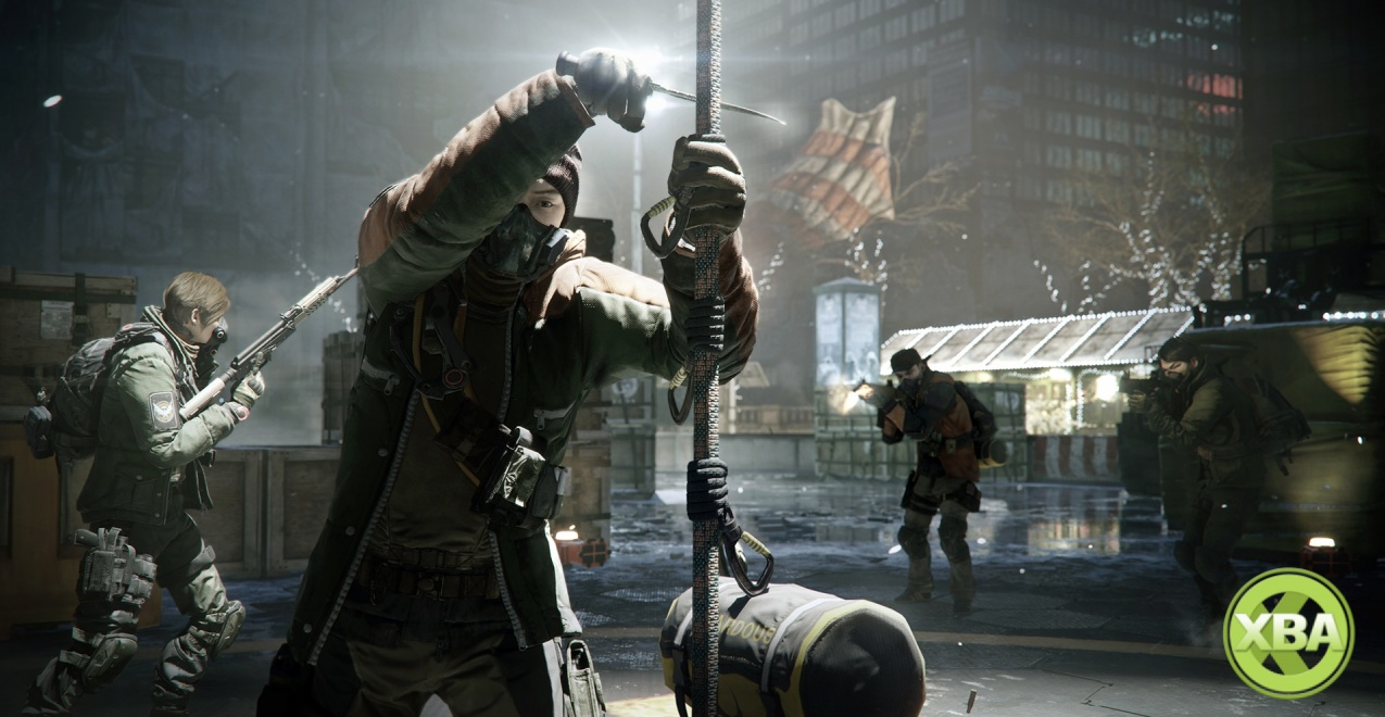The Division: Underground expansion coming June 28