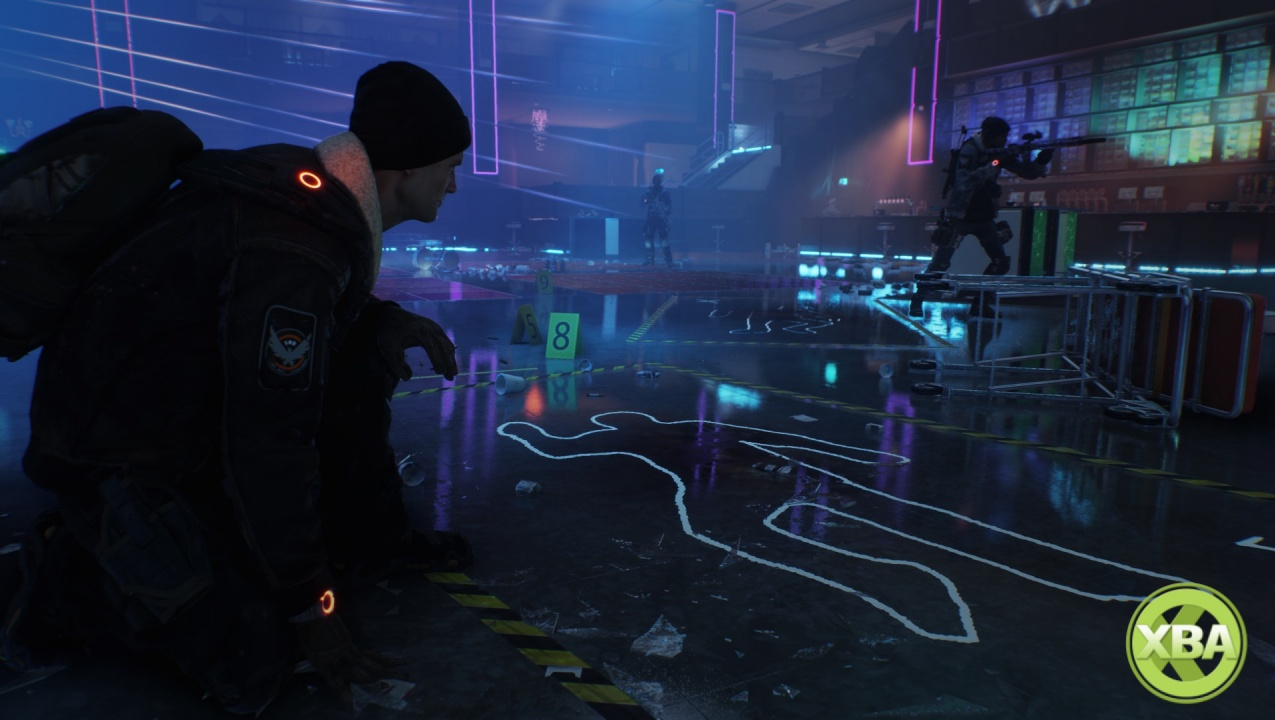 'The Division' Update 1.8 Adds New Gameplay Modes and Area