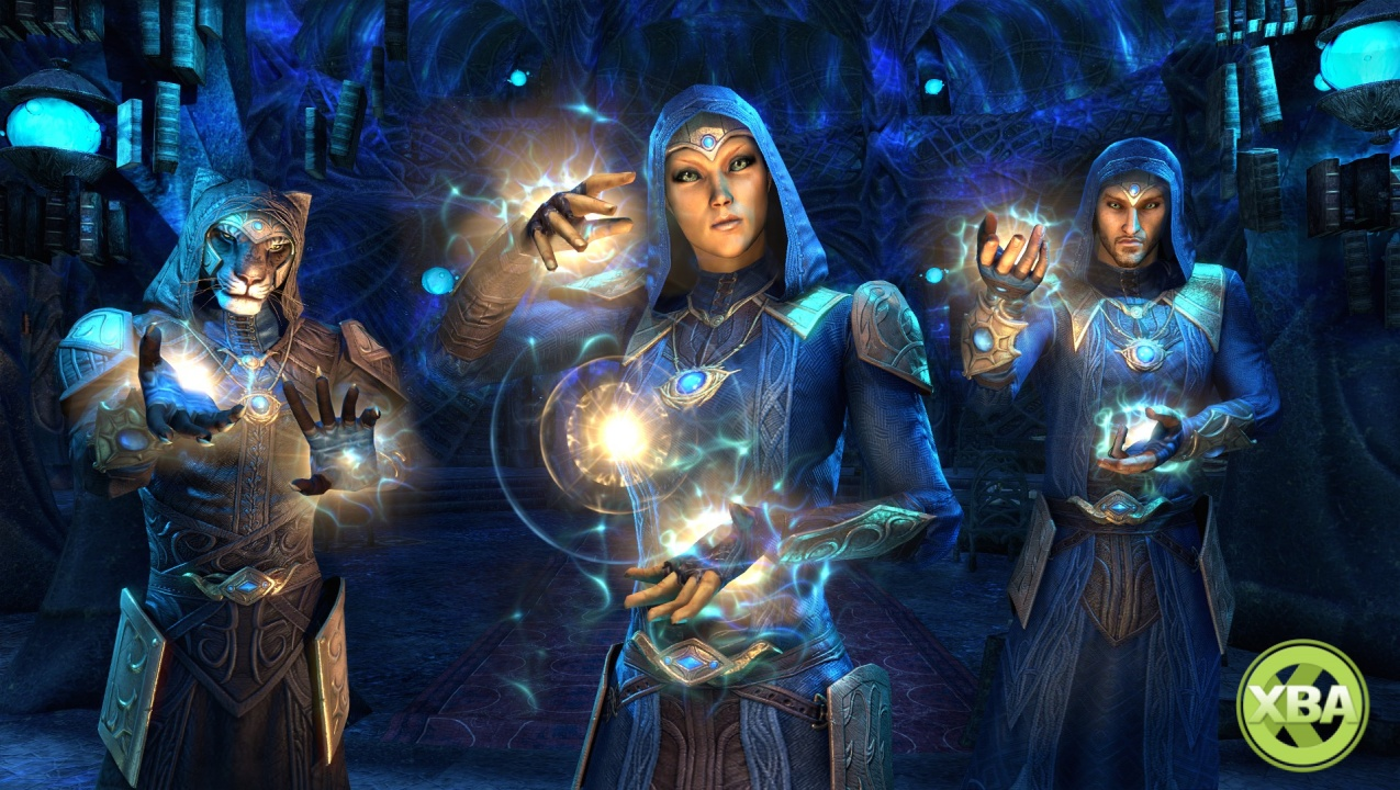Summerset Trailer Welcomes You to the Psijic Order