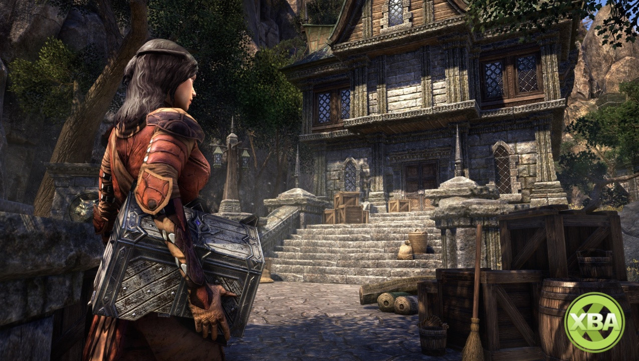 'The Elder Scrolls Online's' Homestead Update is now available on Xbox One