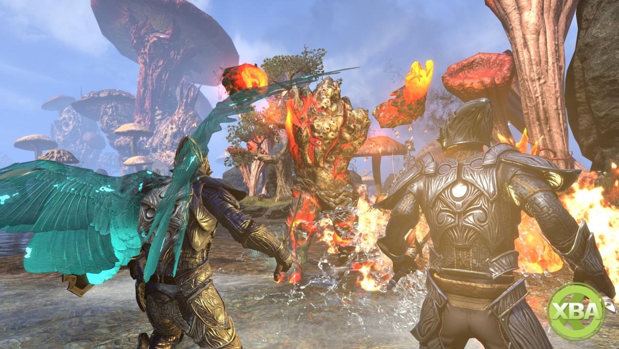 Morrowind Lands a Warden Gameplay Video