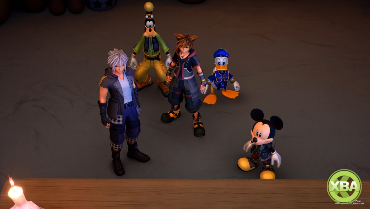 Kingdom Hearts 3 'ReMIND' DLC Announced Adding New Episodes and Bosses