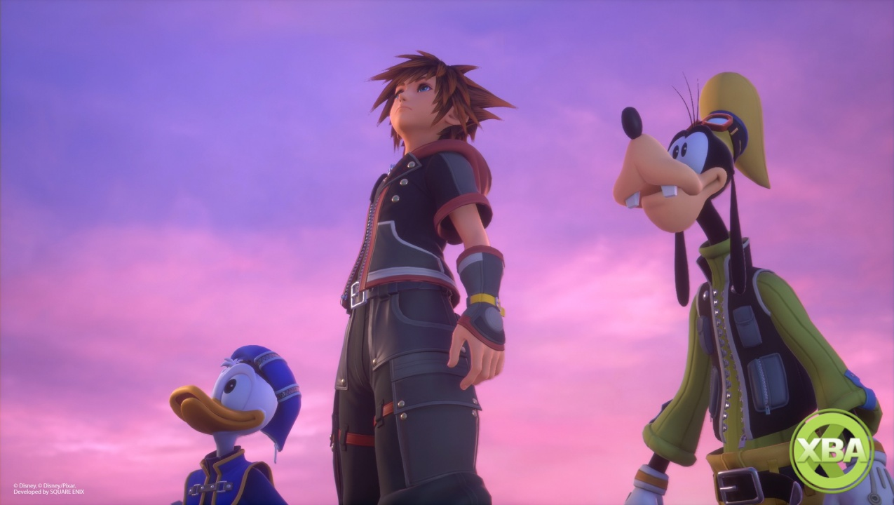 Kingdom Hearts III's Epilogue and Secret Movie to Be Added at Launch