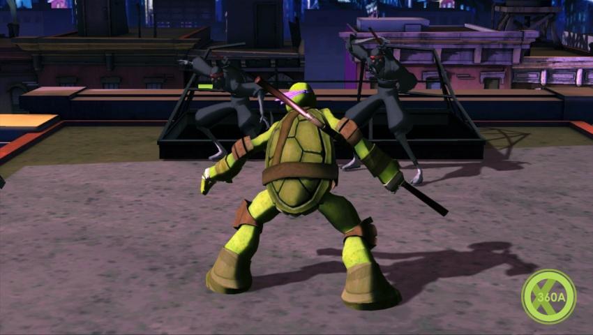 Teenage Mutant Ninja Turtles Co-Op Side-Scroller Coming To Xbox 360