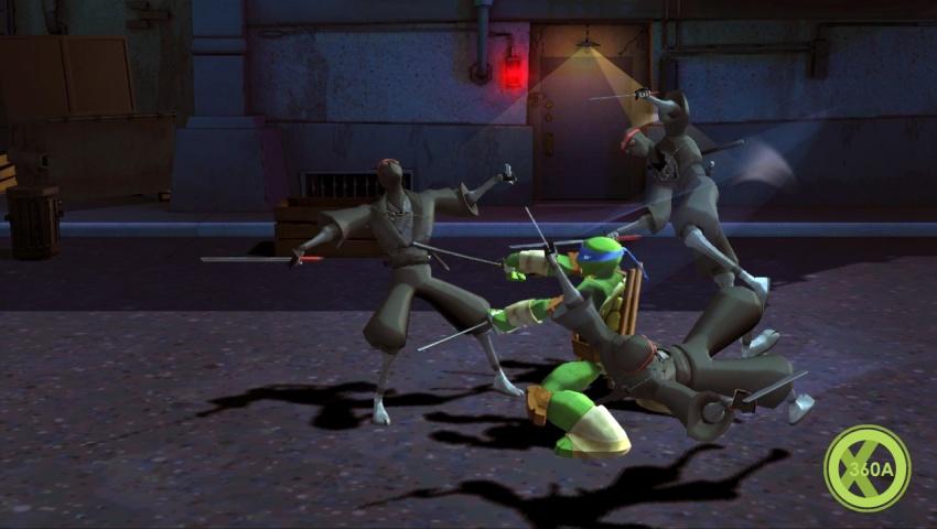 Teenage Mutant Ninja Turtles CoOp