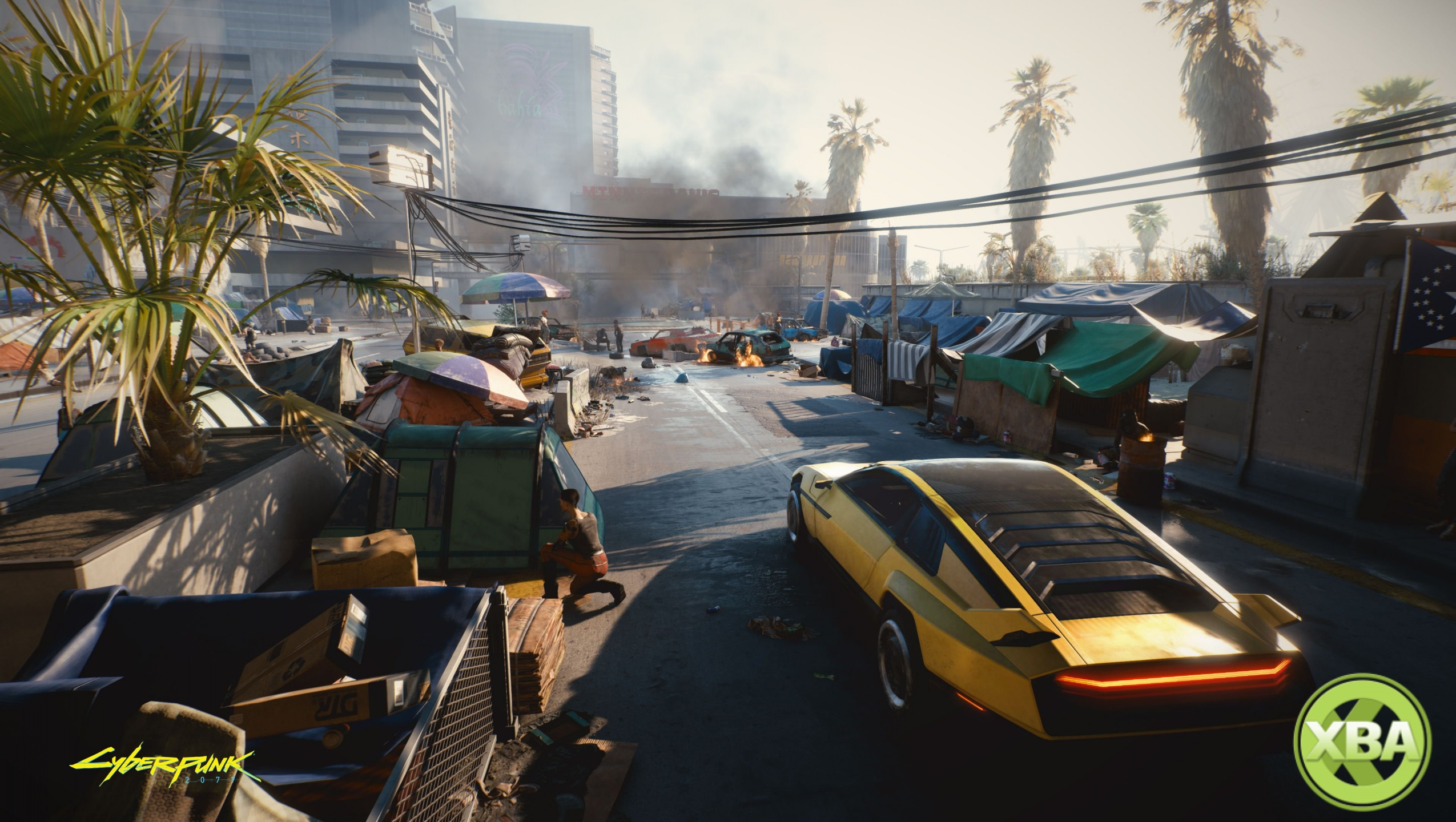 Drop everything and watch this livestream if you're a Cyberpunk 2077 fan
