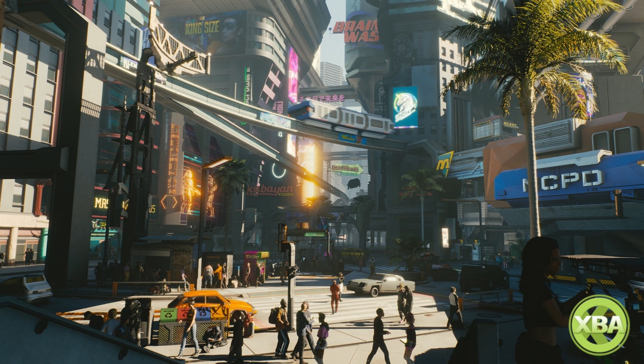 Cyberpunk 2077 Isn't Going To Feature A Morality System