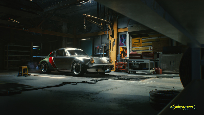 Cyberpunk 2077 Gets Spectacular Trailers Revealing Vehicles, Fashion, Styles, & More