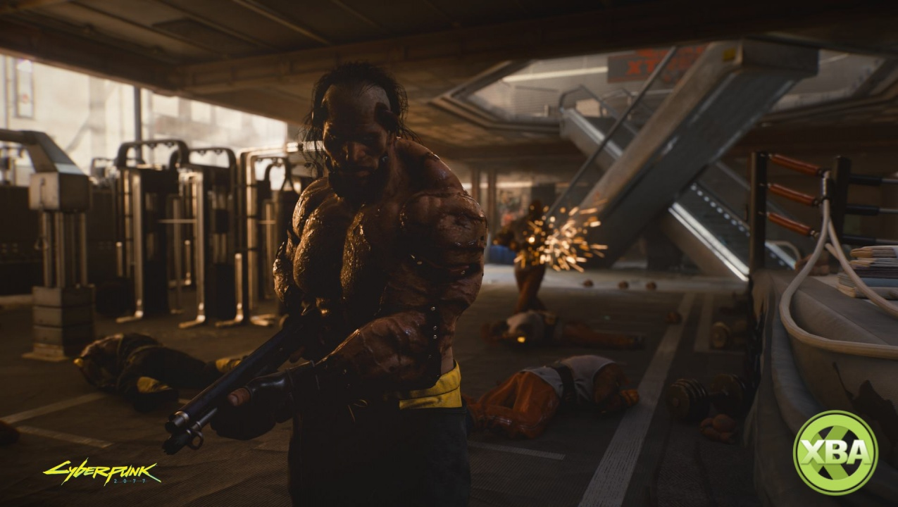 Cyberpunk 2077 Shows Off Seven New Screens at Gamescom