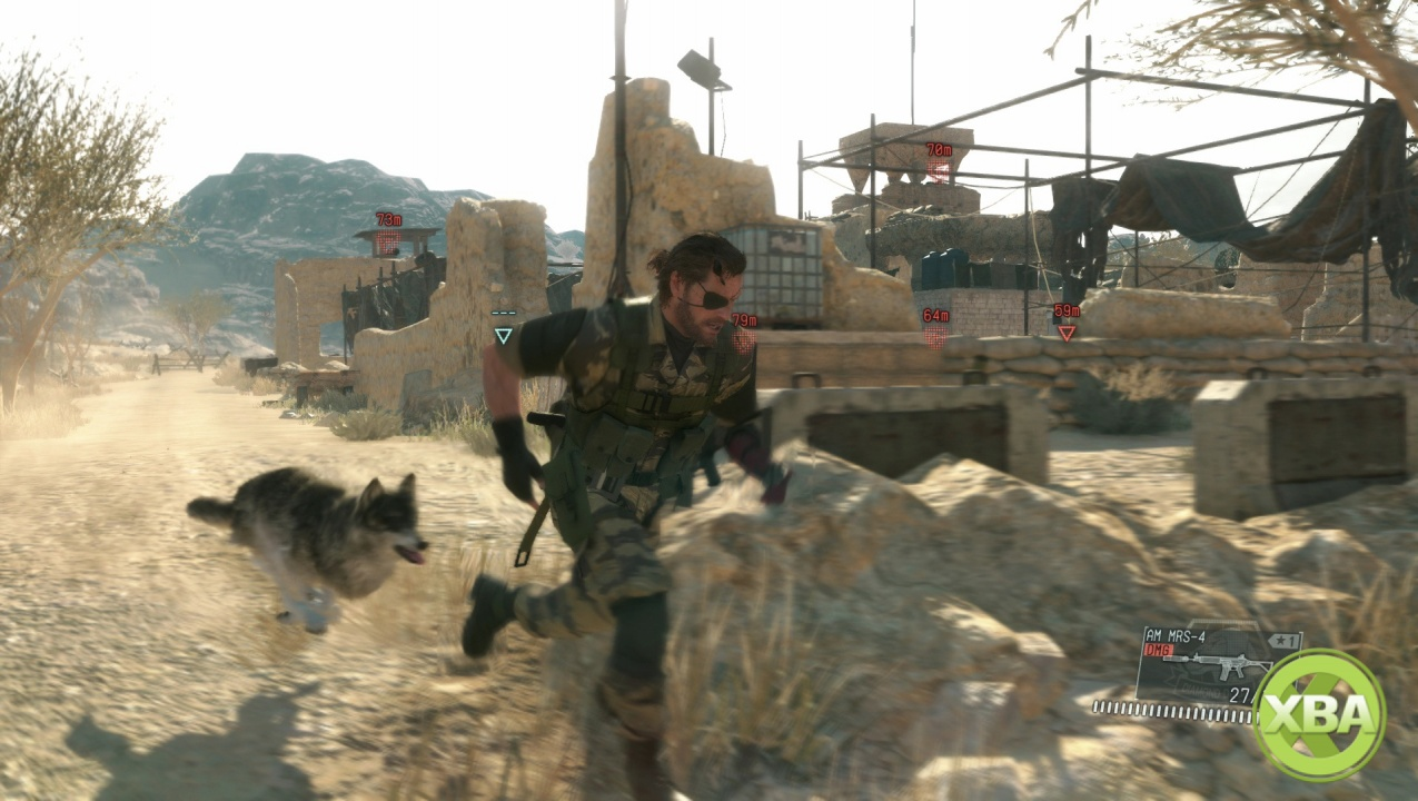 E3 2015: Get This New Metal Gear Solid V: The Phantom Pain