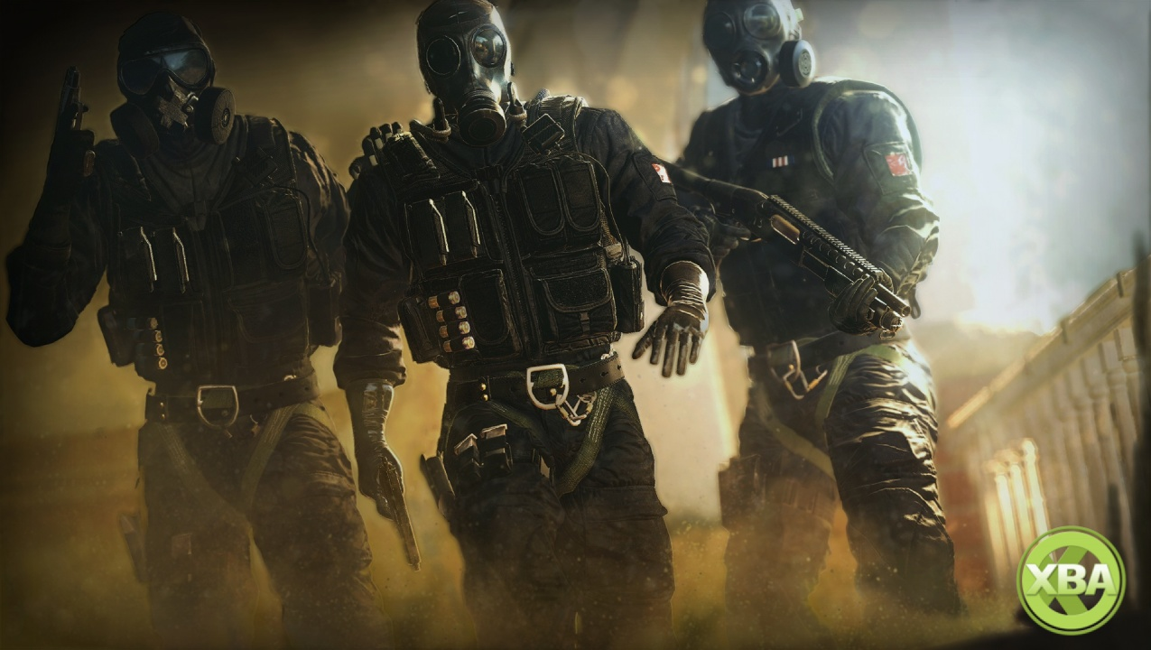 e3 2015 rainbow six siege hands on preview hunting the white