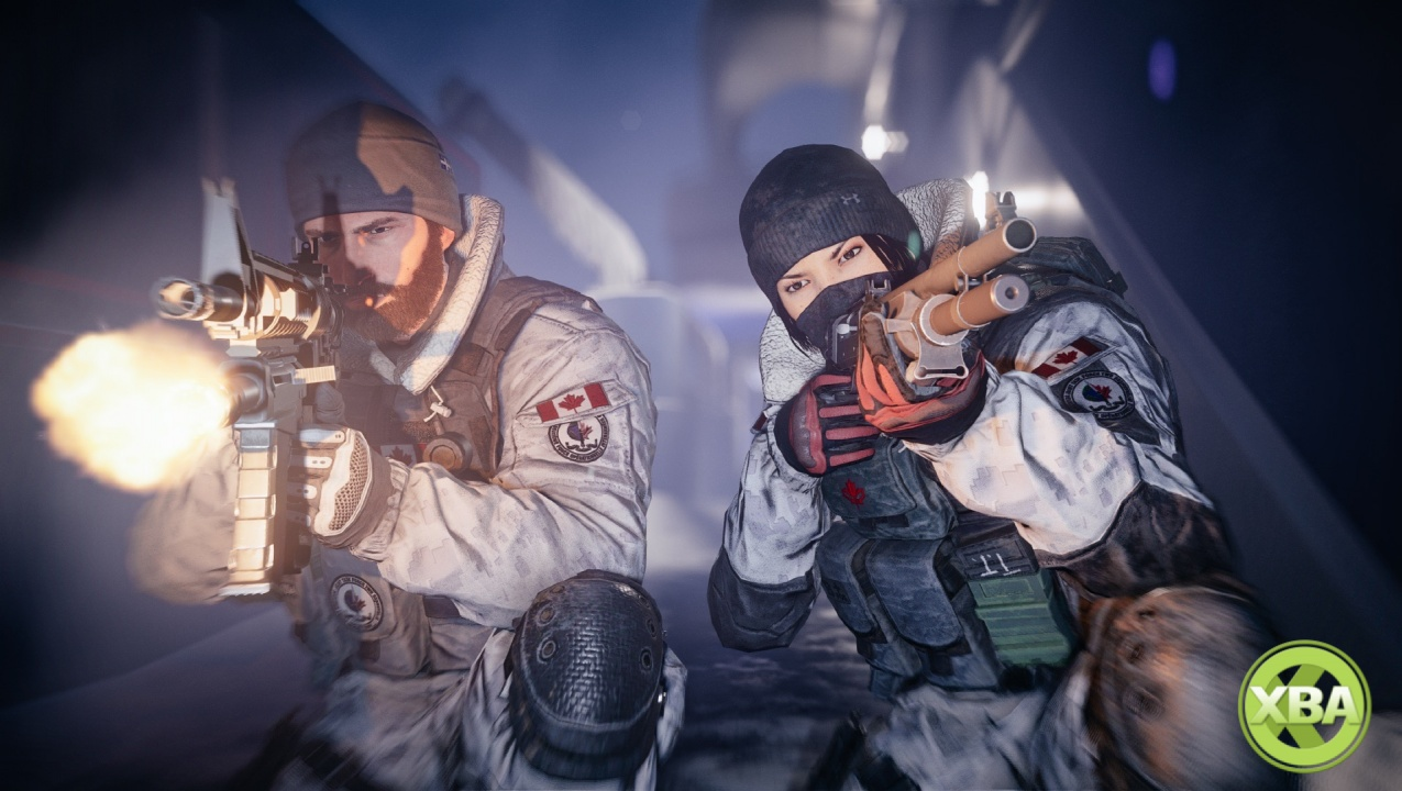Play Rainbow Six Siege free this weekend