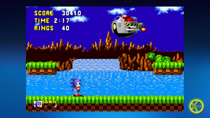 SEGA Japan Pulling Sonic 1 & 2 From The Xbox Marketplace