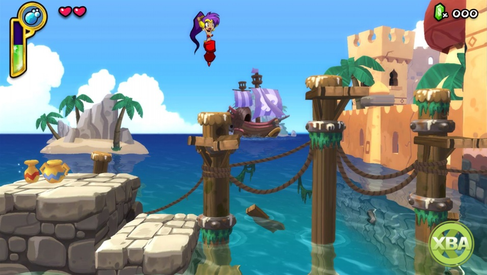 This Week's Deals with Gold Include Shantae Games, Styx, The
