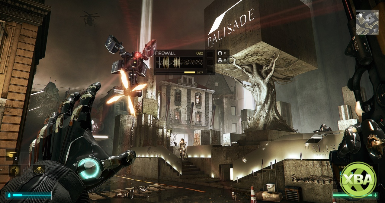 Deus Ex: Mankind Divided's Achievement List Unveiled  In a