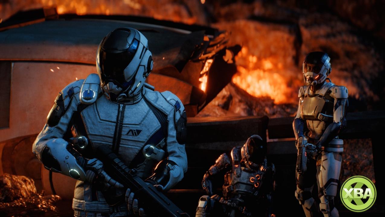 New Mass Effect Andromeda Videos Feature Combat Gameplay, Natalie Dormer