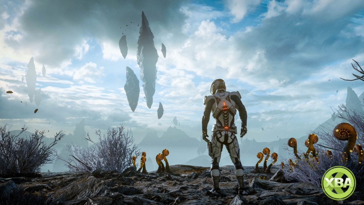 Major Mass Effect Andromeda Patch Arriving Soon
