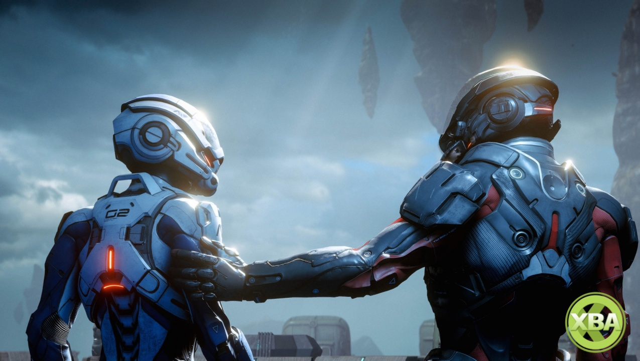 Try 10 Hours of Mass Effect: Andromeda for Free on PS4