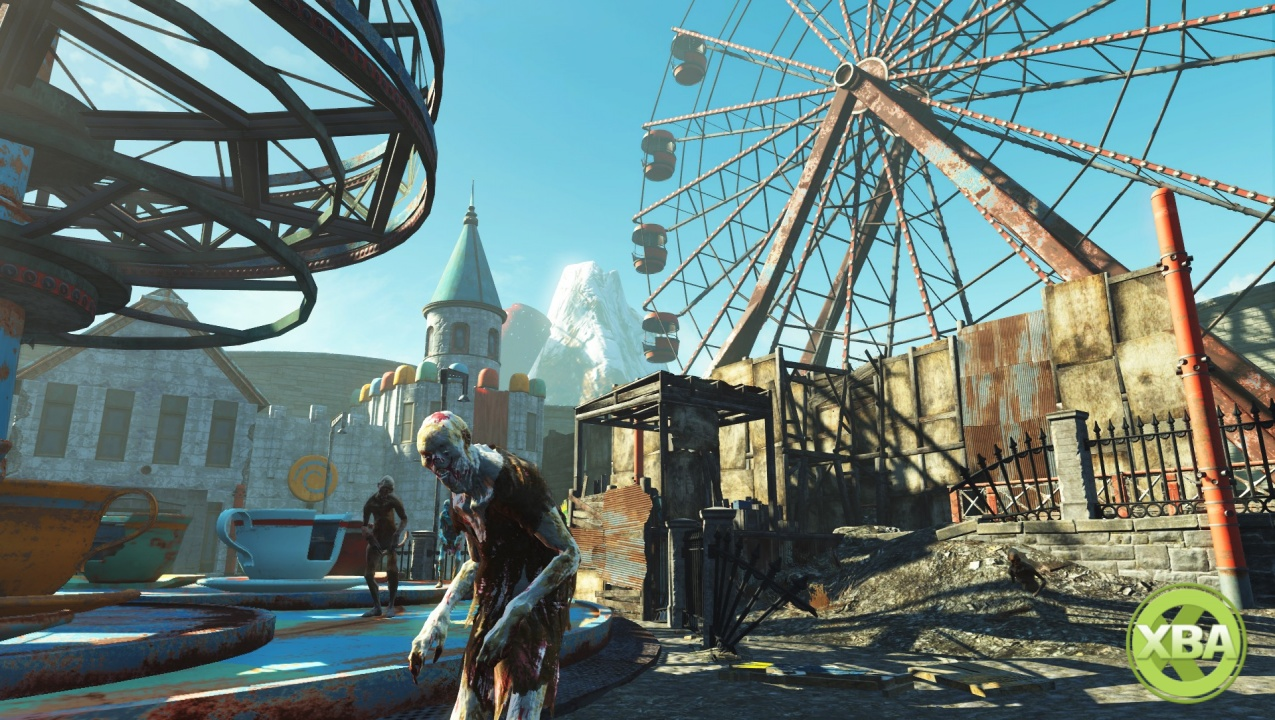 What's New in Fallout 4 Nuka-World? Everything You Need to Know