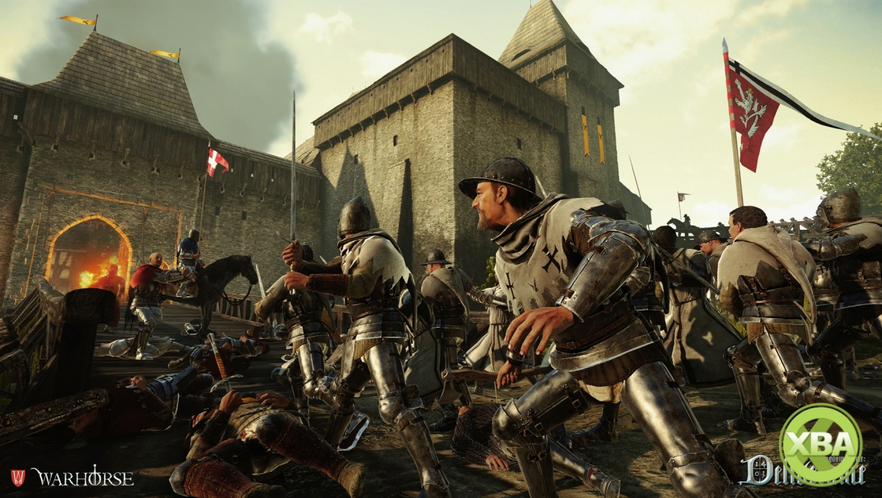 Kingdom Come: Deliverance gamescom trailer gives shows us more of the story