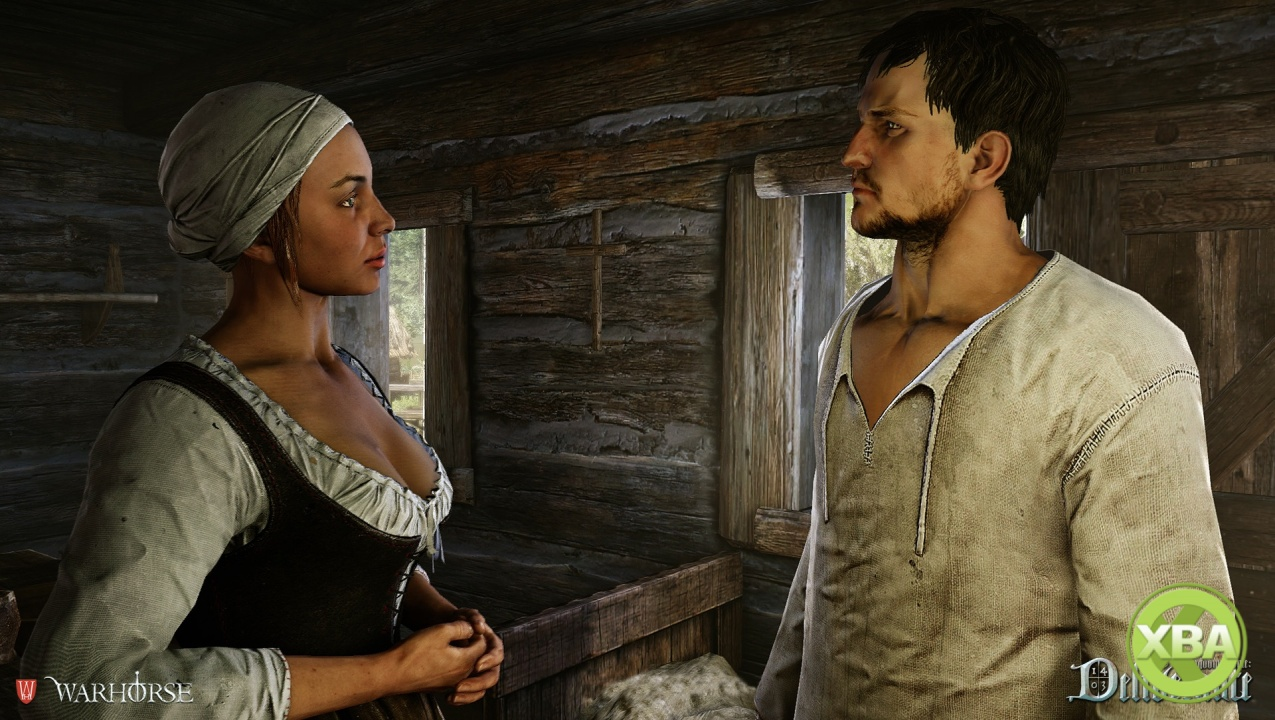 Kingdom Come: Deliverance Gameplay Trailer Features a Blacksmith's Tale