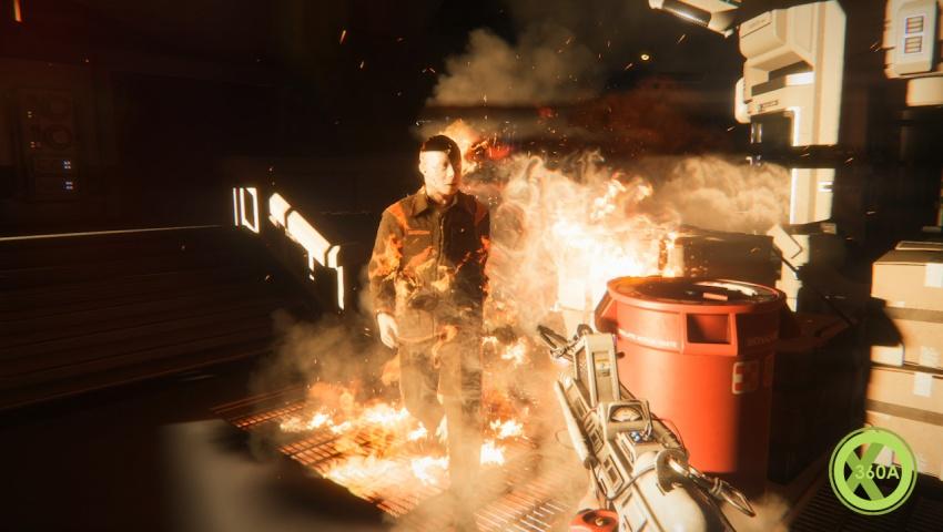 Alien: Isolation Dev's Next Isolation Dev Menjadi Penembak Berbasis Pahlawan