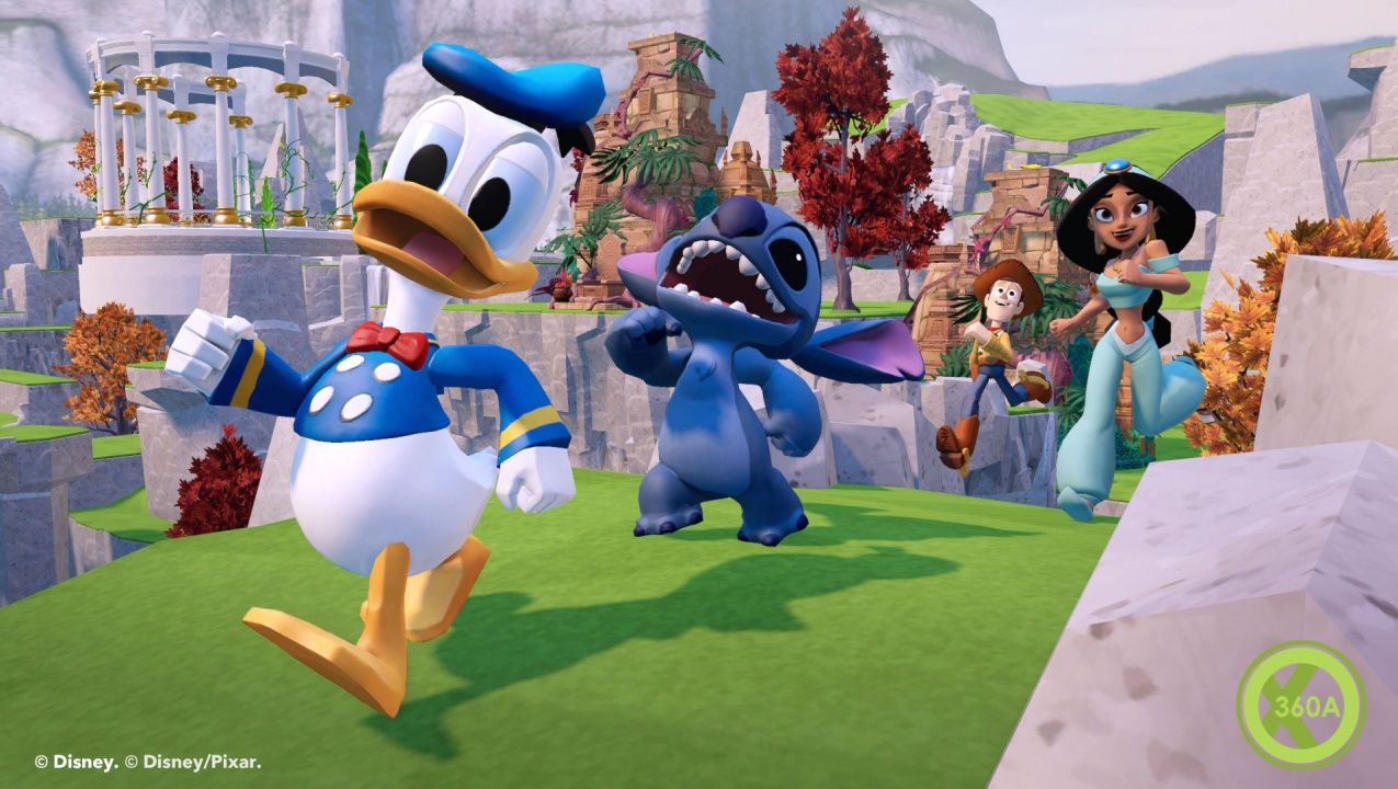 Disney Infinity 2 0 Edition Toy Box Combo Pack Coming In
