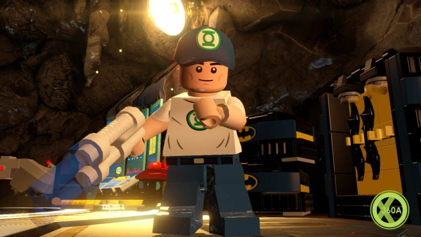 LEGO Batman 3: Beyond Gotham Enlists Kevin Smith and TV's Green ...