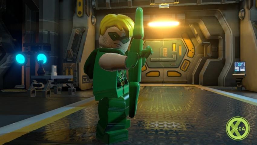 LEGO Batman 3 Beyond Gotham Green Arrow Beyond