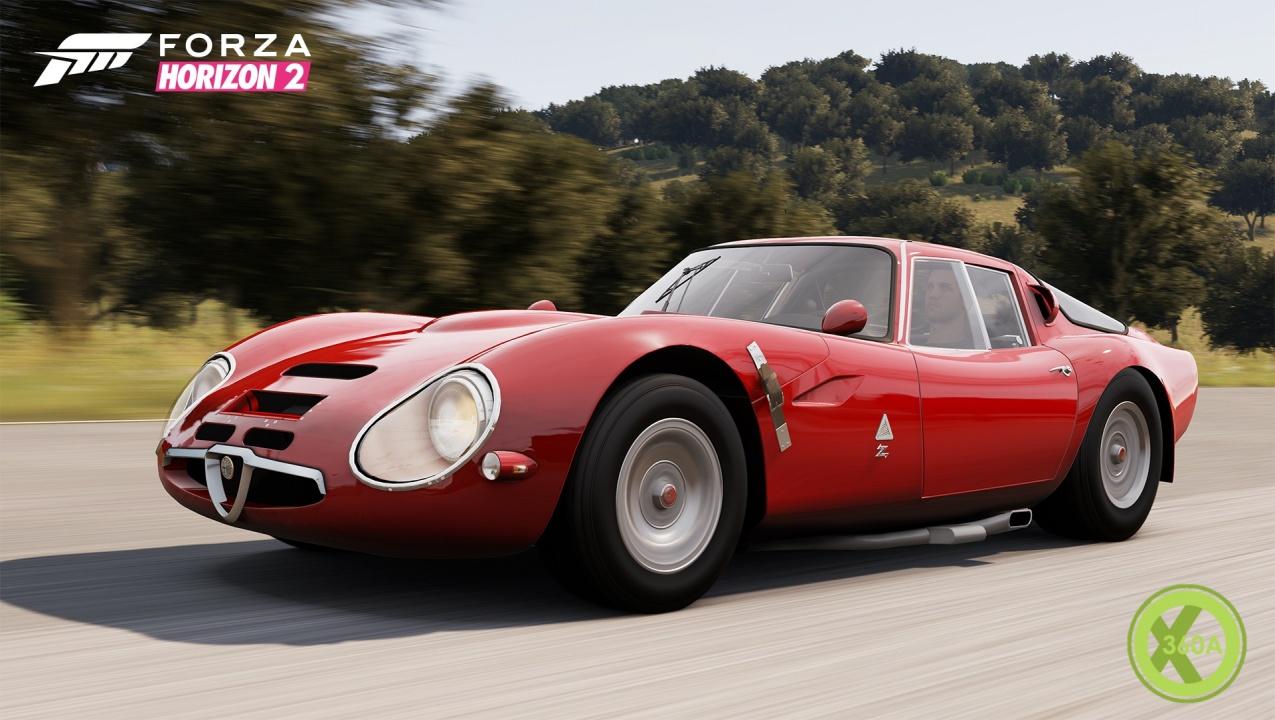 Forza Horizon Alfa Romeo 2