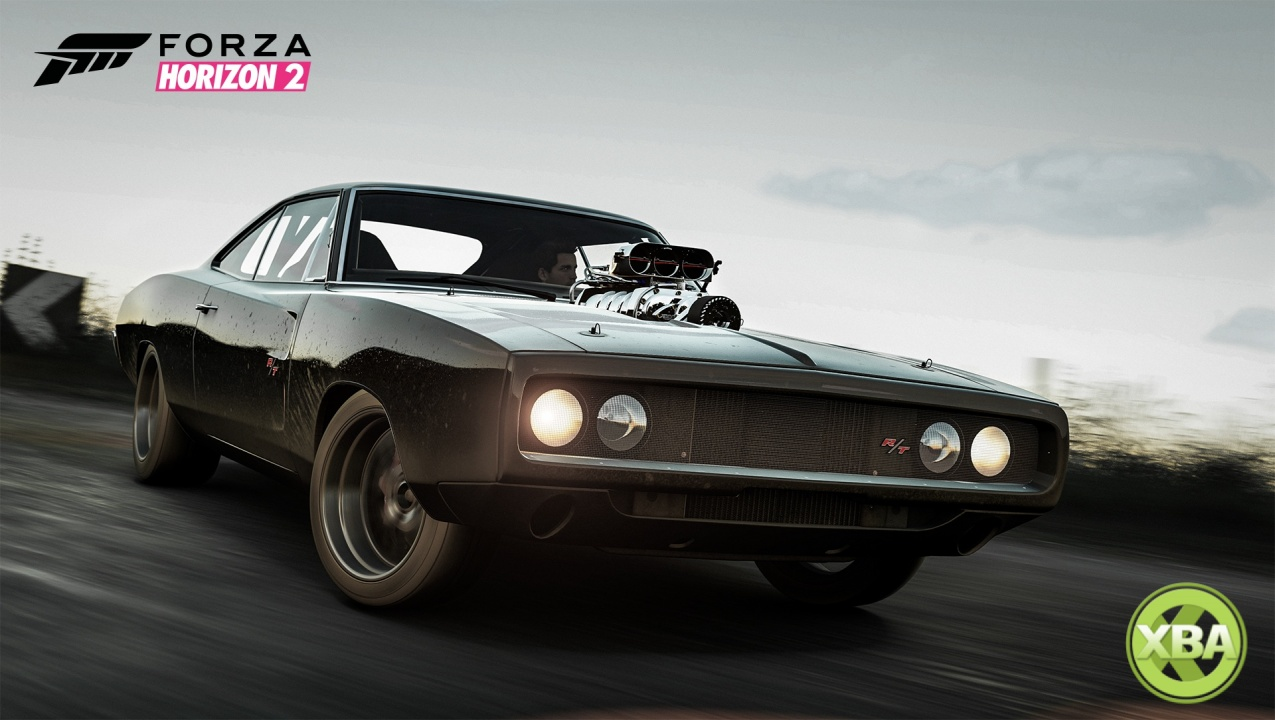 new furious 7 cars available now for forza horizon 2. Black Bedroom Furniture Sets. Home Design Ideas