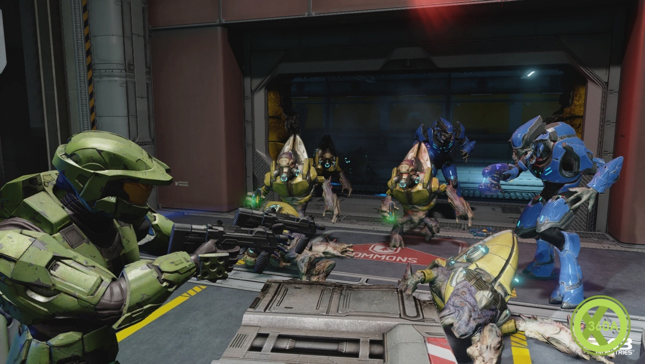 Halo: The Master Chief Collection might have mods, but not at launch