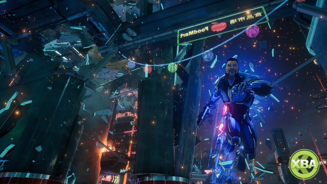 Crackdown 3 Fully Destructible Multiplayer Wrecking Zone Mode