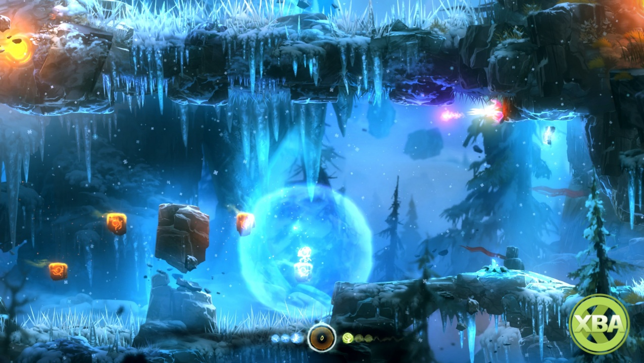 Xba Review Ori And The Blind Forest Xbox One Xbox 360