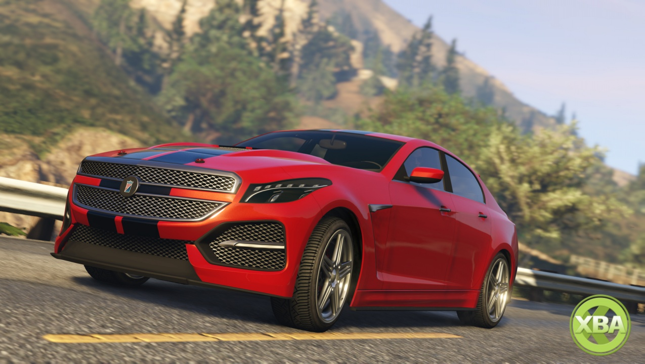GTA Online Albany V-STR Sports Car Available Now ...