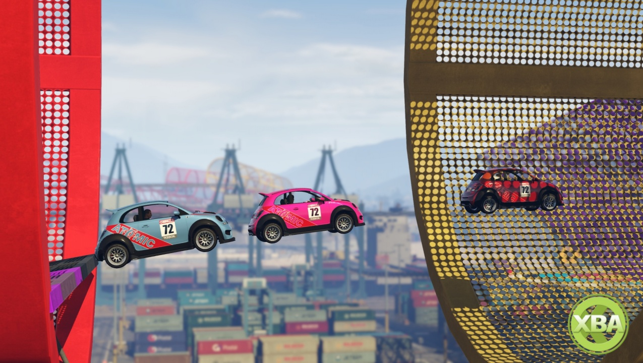 55be02bae11 GTA Online Goes OTT With 'Cunning Stunts' Update Next Week - Xbox One, Xbox  360 News At XboxAchievements.com
