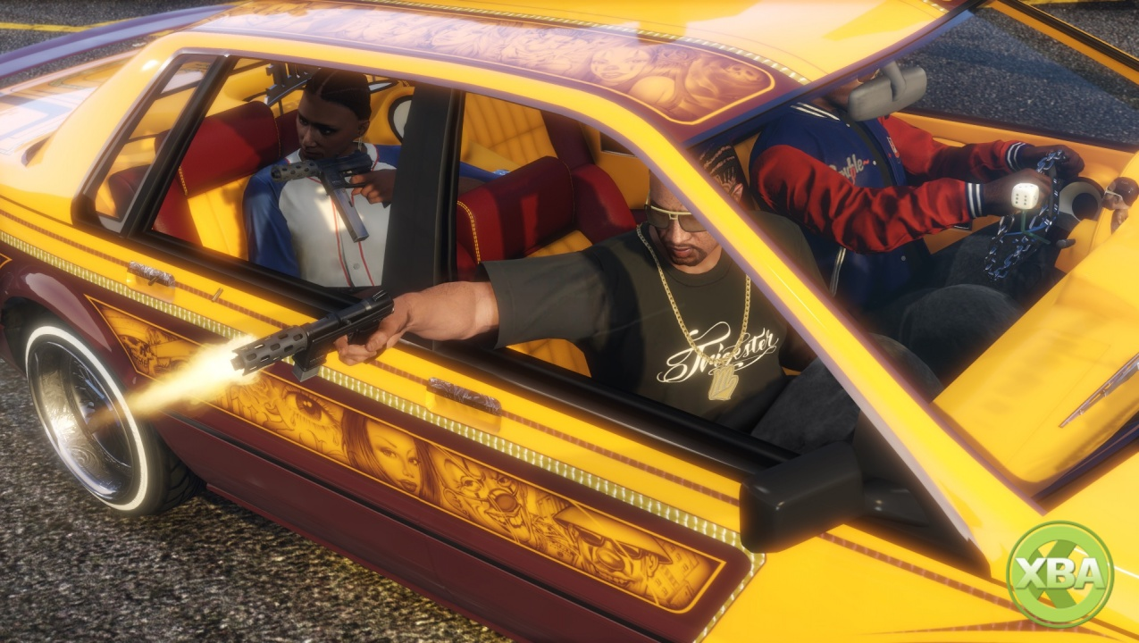 GTA Online 'Time Trials Week' is Live Now With More Double RP & GTA