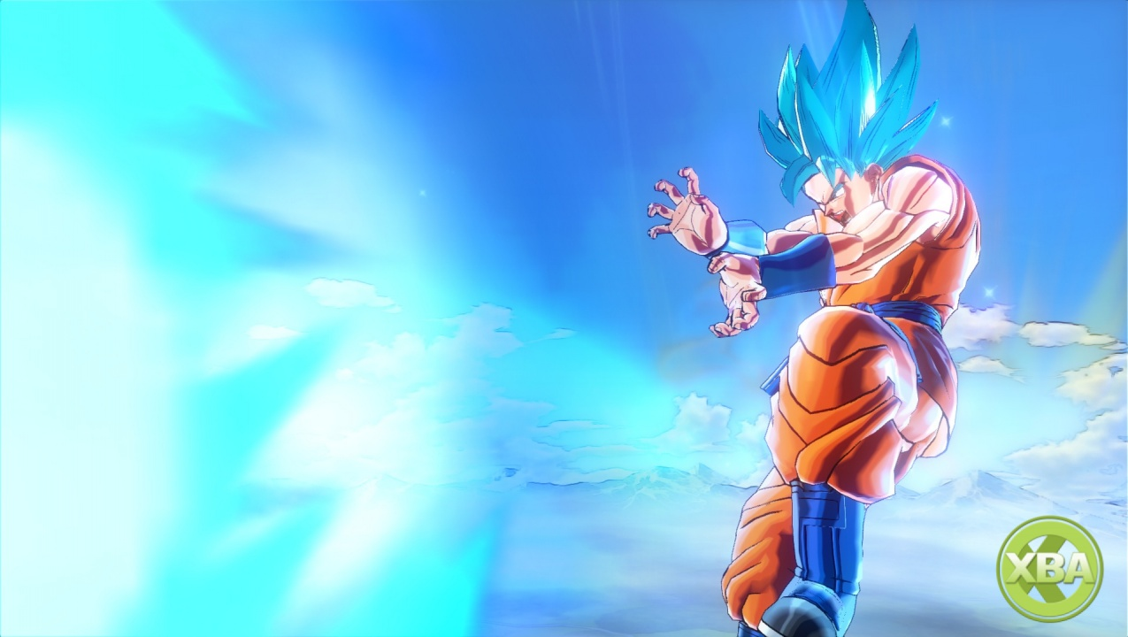 Xenoverse DLC pack in May.