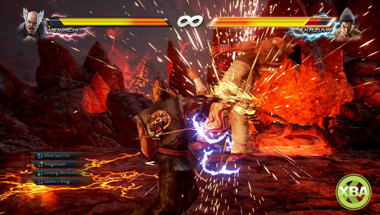 Tekken 7 story trailer shows that everything ends in death