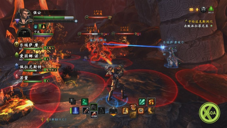 Neverwinter Online Closed Beta Hits Xbox One Next Month