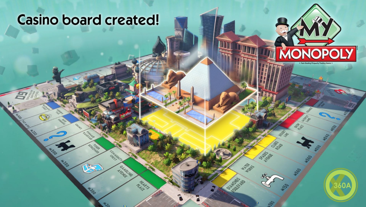 Monopoly Game For Xbox 1 : Ubisoft announces hasbro game channel with monopoly