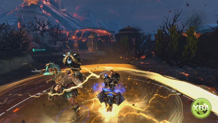 Smites Ultimate God Pack Is Currently Free On The Xbox