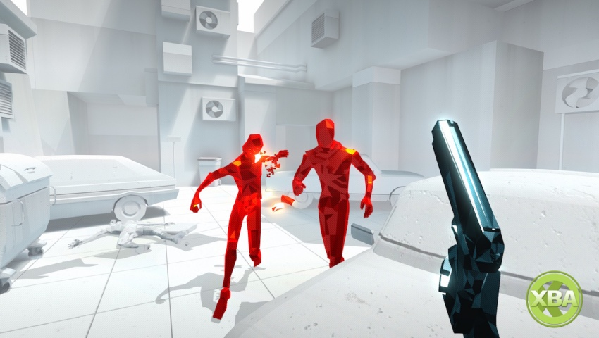 Superhot headlines Xbox's free Games with Gold for March