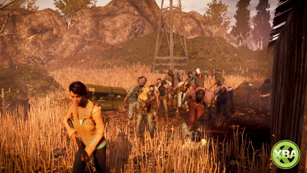 Here's State of Decay: Year-One Survival Edition Debut Gameplay ...