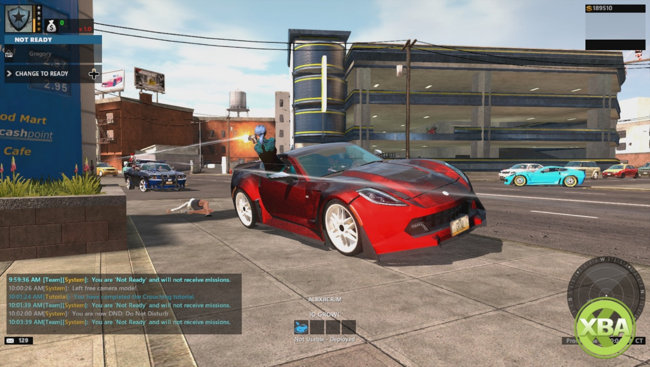 Apb Reloaded Launches On Xbox One Xbox One Xbox 360