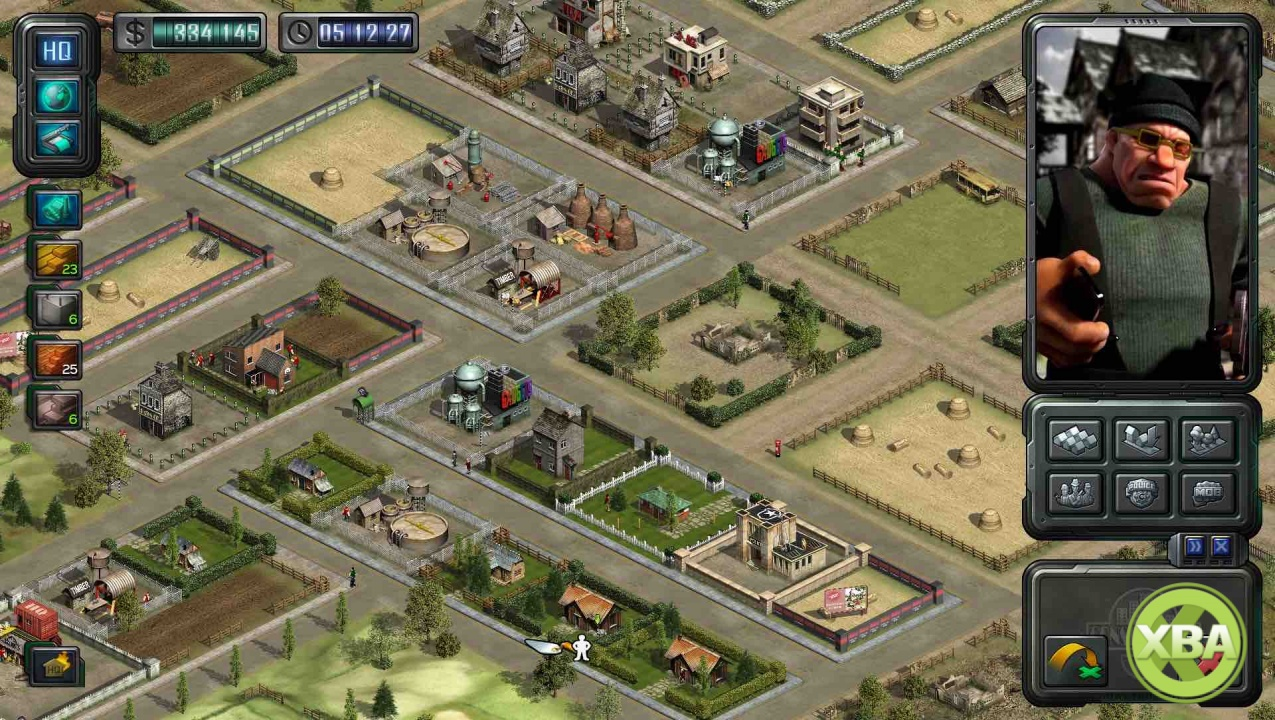dealing with undesirables in constructor hd xbox one xbox 360