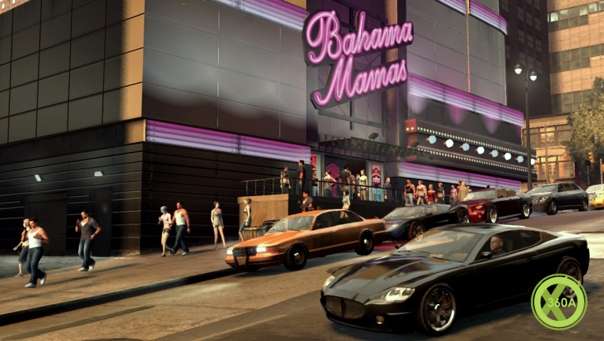 Gta iv episodes from liberty city trailer screens amp vehicle list